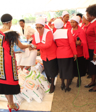 ESWATINI HOSPICE AT HOME FAMILY FUN DAY
